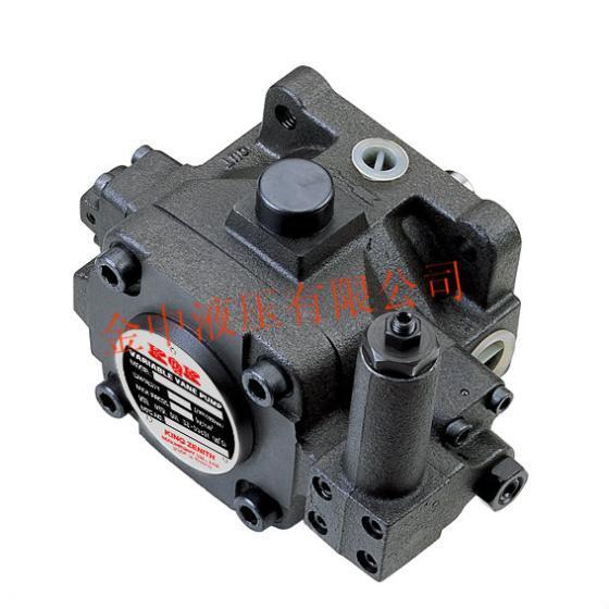 可使用低燃性动力油,且噪音小   3,定量叶片泵内脏更换容易,结构简单