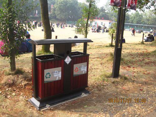 公园景区垃圾桶(f263-12)