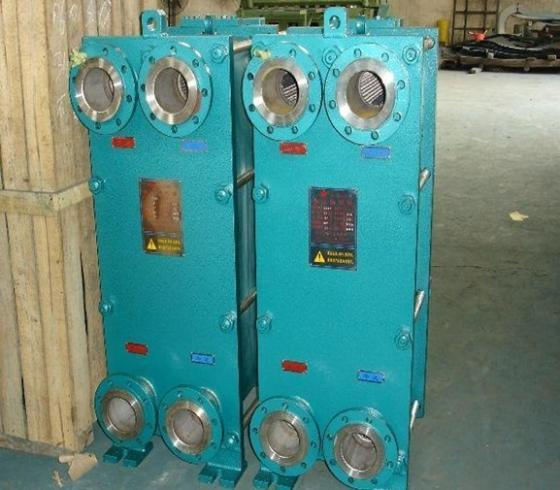 板式换热器机组图片