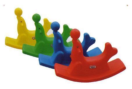 幼儿园玩具-摇马
