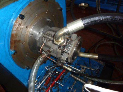 力士乐液压泵维修图片