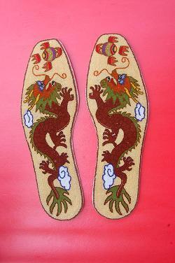 手工艺品-手工鞋垫【供应,求购,批发价格,图片】-中国