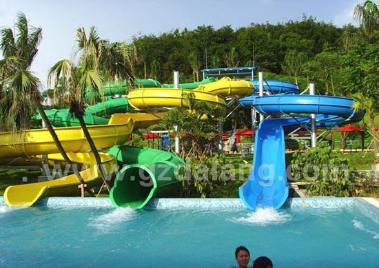 儿童水上娱乐设施