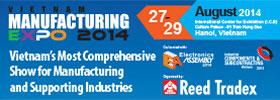 Vietnam Manufacturing Expo 2014