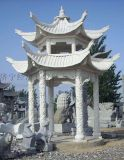 石雕石亭的造型分類和作用