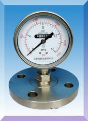 隔膜壓力錶(YMF-60/100/150)電話聯繫-價格更優惠