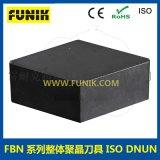 DNUN FBN系列整體聚晶刀具 立方氮化硼菱形車刀 數控車刀