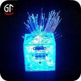 LED光纖花(藍色)
