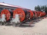 直銷旭陽JP75-300節水型噴灌機澆地絞盤噴灌機