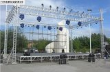 演出、演唱會、商場活動鋁合金桁架 舞臺設備配套工程廠家直銷