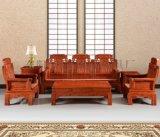 東陽紅木傢俱廠家非洲花梨木緬甸花梨木象頭沙發