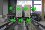 江蘇聖燦加氣塊成品輸送線並垛機,雙模合併機,合拼機設備
