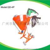 QD-4P膩子粉噴塗機