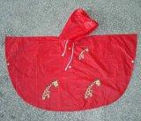 紅色PVC斗篷 (50361)