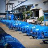 |雪橇式潛水軸流泵|QZB型臥式防汛潛水泵