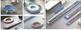 線性可變電阻、高耐磨碳膜電阻