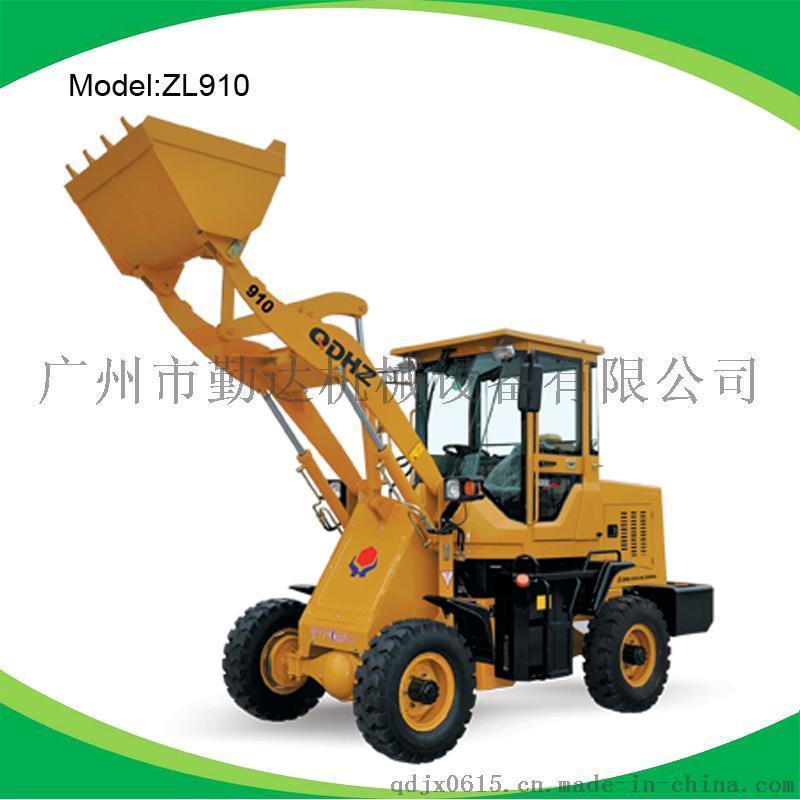 廣州廠家直銷910型全液壓工程專用裝載剷車,四驅,工程用剷車
