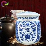 景德鎮陶瓷罐子 陶瓷膏方罐訂做 罐子廠家