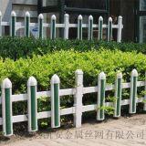 綠色塑料圍欄|花壇護欄|建築護欄| 小區圍欄