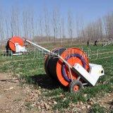 旭陽50-180型卷盤式噴灌機高效節水農田灌溉設備