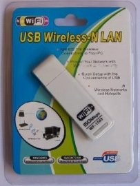 USB無線網卡150M(WF-1509)