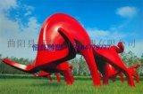 曲陽雕塑廠家供應不鏽鋼廣場雕塑