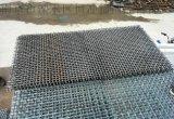 不鏽鋼編織振動篩網軋花網過濾防護網