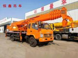 山東濟寧恆鑫吊車廠12噸汽車吊