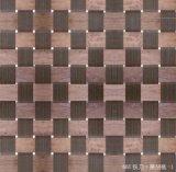 編織木皮(鐵刀+黑胡桃)(66E)