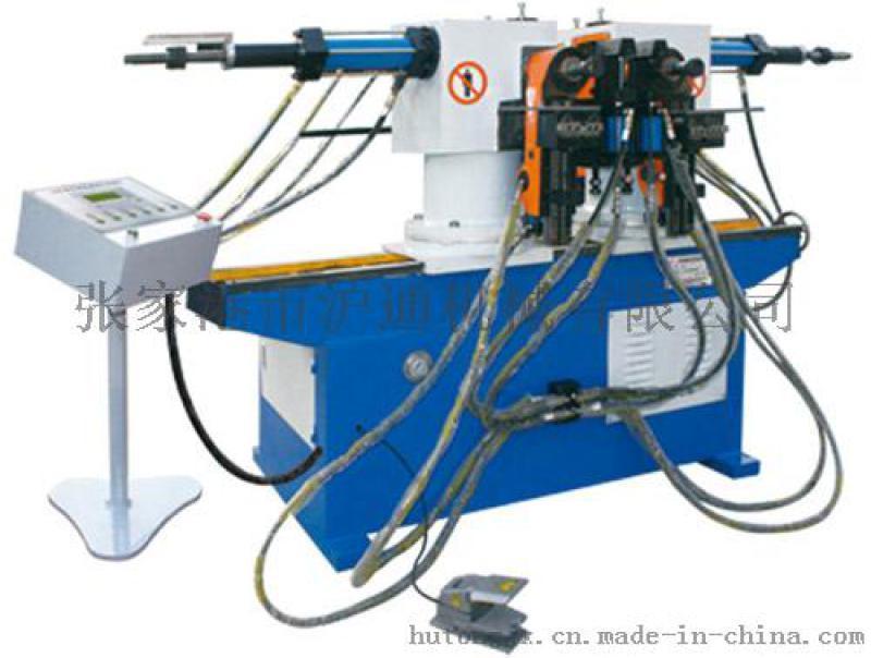 供应双头液压弯管机参厂家安装维修图片