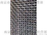 鋼絲軋花網,振動篩篩網,鍍鋅鋼絲網