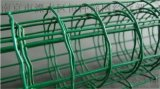 供應鍍鋅絲噴塑公路圍網荷蘭網定製 廠家圈地養殖護欄荷蘭網批發