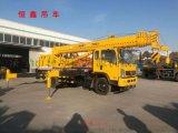 濟寧吊車廠家東風12噸汽車吊