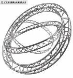各式圓形、方形、五角星、心形等異形造型鋁合金桁架出售