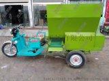 供應養殖場電動撒料車,新型電動養殖喂料車