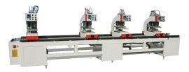 供應濟南四通機械  HJ02-4500.4/4A 塑料門窗四位焊接機--塑鋼門窗設備