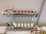 江西廠家供應商 一體鍛壓成型地暖分集水器