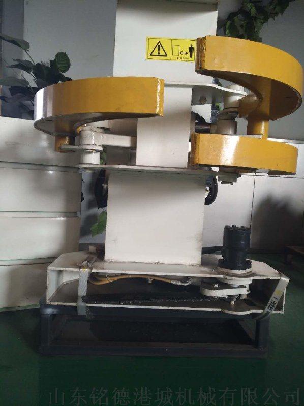 山东 铭德液压电动伐木机 超级伐木机图片