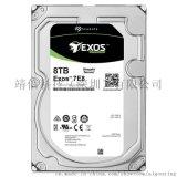 希捷 Exos 7E8 系列 8TB 7200轉 512n 256M SATA 企業級硬碟(ST8000NM0055)