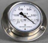 嵌裝耐震壓力真空表YZN-100TQ