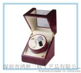 搖表器 木質搖表器 單頭雙只手錶搖表器