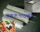 安徽凱力達刷業生產水果清洗機毛刷輥 食品設備毛刷滾筒