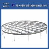 恆啓機械FJG46m井字形不鏽鋼組裝式內浮盤 內浮頂 鋼浮盤