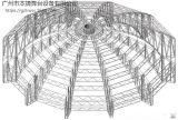 本捷廠家供應鋁合金truss架 音響架 異形桁架定做 舞臺桁架系列