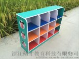 廠家直銷幼兒園兒童防火板書包櫃子