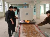 GUE30H黃粉蟲微波乾燥設備