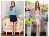 廣州惠匯服飾供應寵愛女人品牌折扣女裝貨源走份批發