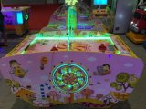 兒童電玩設備迷你氣墊球 兒童樂園設備 投幣遊戲機 兒童遊樂設備