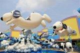 當下兒童最喜歡的遊樂設備 飛天 史努比