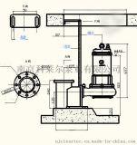 潛水鉸刀排污泵,絕對不會堵塞的潛水排污泵